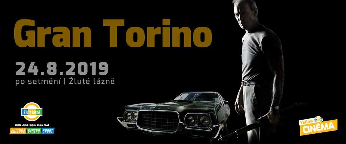 Letní kino Yellow Cinema - Gran Torino