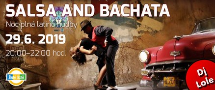 Salsa and Bachata