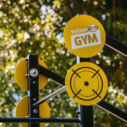 Yellow Gym